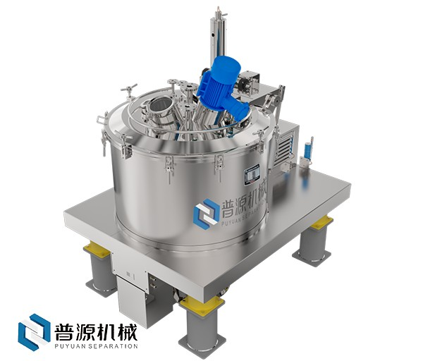 PGZQ全自动下卸料自清洁型离心机(PGZQ series Automatic self-cleaning bottom discharge centrifuge)