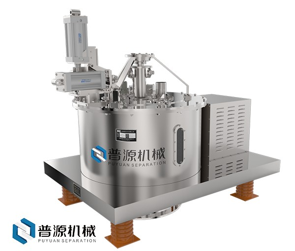 PGZW1250N高洁净全自动离心机(PGZW1250N Automatic self-cleaning centrifuge for MSG)