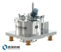 PGZ系列刮刀下卸料全自动离心机(PGZ series automatic scraper bottom discharge centrifuge)