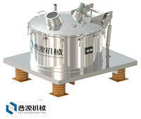 PBL系列密闭型上卸料直联离心机(PBL Series direct-connected driving upper discharge centrifuge)