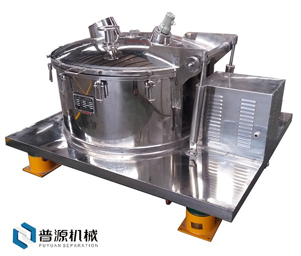 PB系列密闭上卸料离心机(PB Series sealed upper discharge centrifuge)