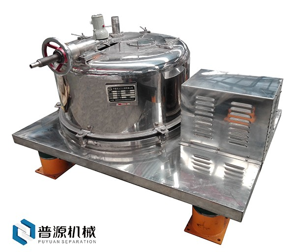 PSC系列上卸料沉降离心机(PSC Series upper charge decanter centrifuge)