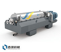 LW系列卧式螺旋卸料沉降离心机(LW Horizontal Solid-bowl Scroll-discharge Decanter Centrifuges)
