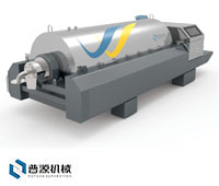 (LW)T系列卧式螺旋卸料沉降离心机((LW)T Horizontal Solid-bowl Scroll-discharge Decanter Centrifuge)