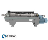 (LW)GS45系列卧式高速三相自吸泵螺旋卸料沉降离心机((LW)GS45 Horizontal high-speed three-phase with centripetal pump Solid-bowl Scroll-discharge Decanter Centrifuge)